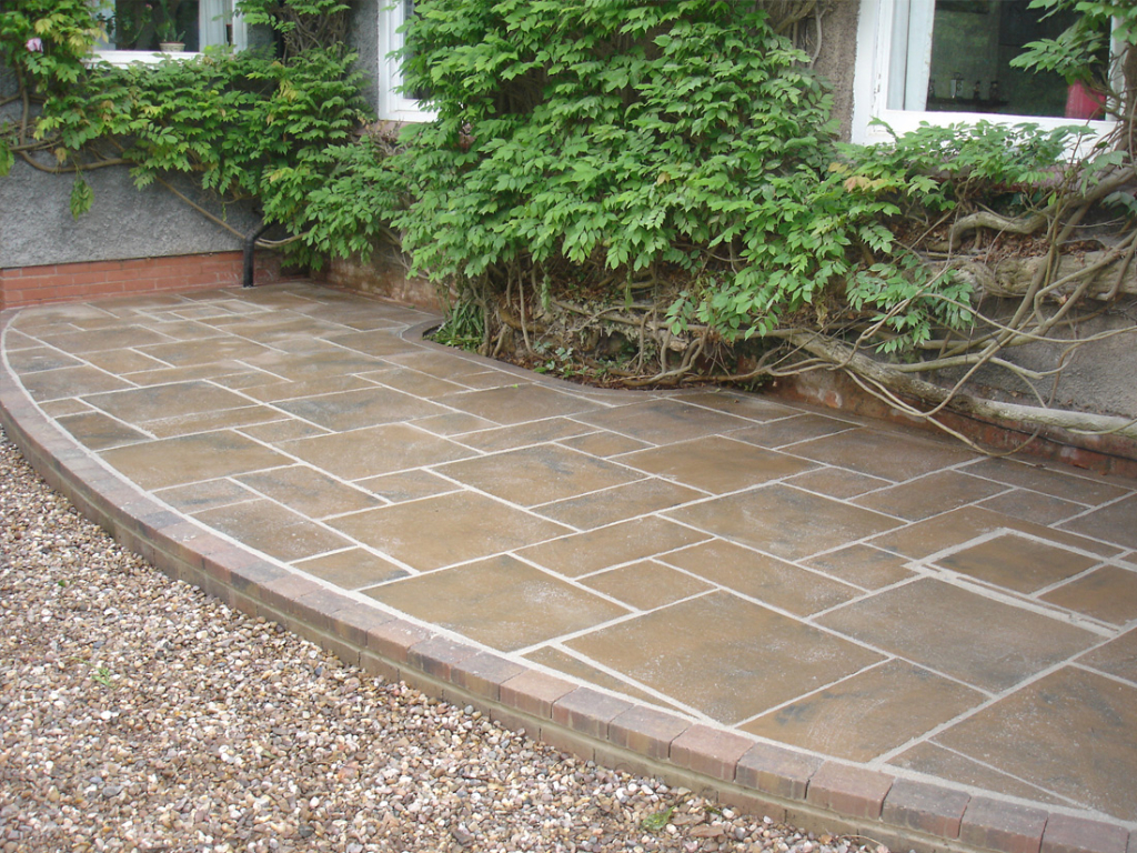 Patios in ledbury herefordshire pave your way Patio products