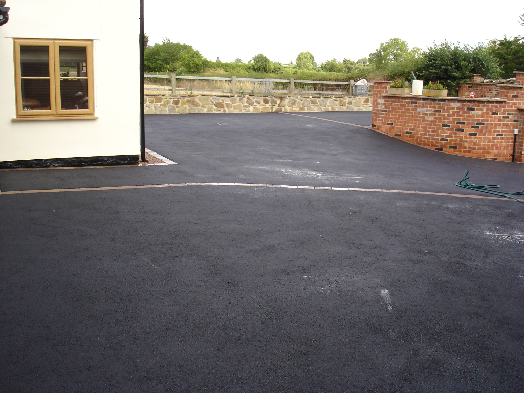 New Tarmac Driveway Dymock Gloucestershire Pave Your Way
