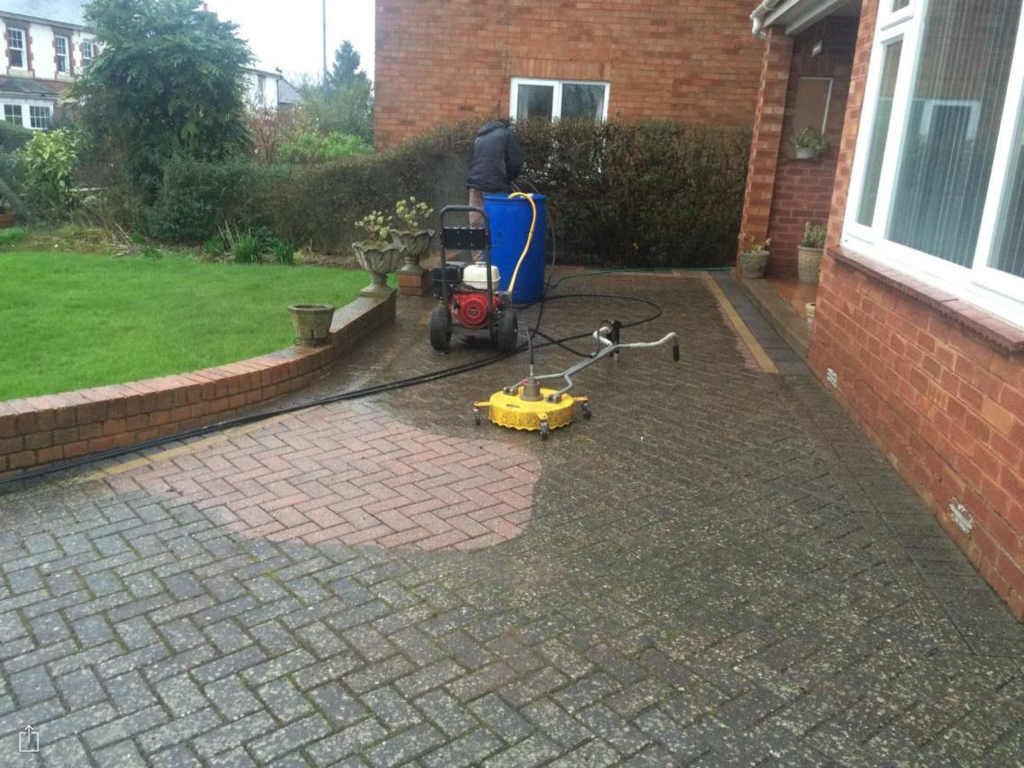 Driveway Cleaning In Herefordshire Pave Your Way
