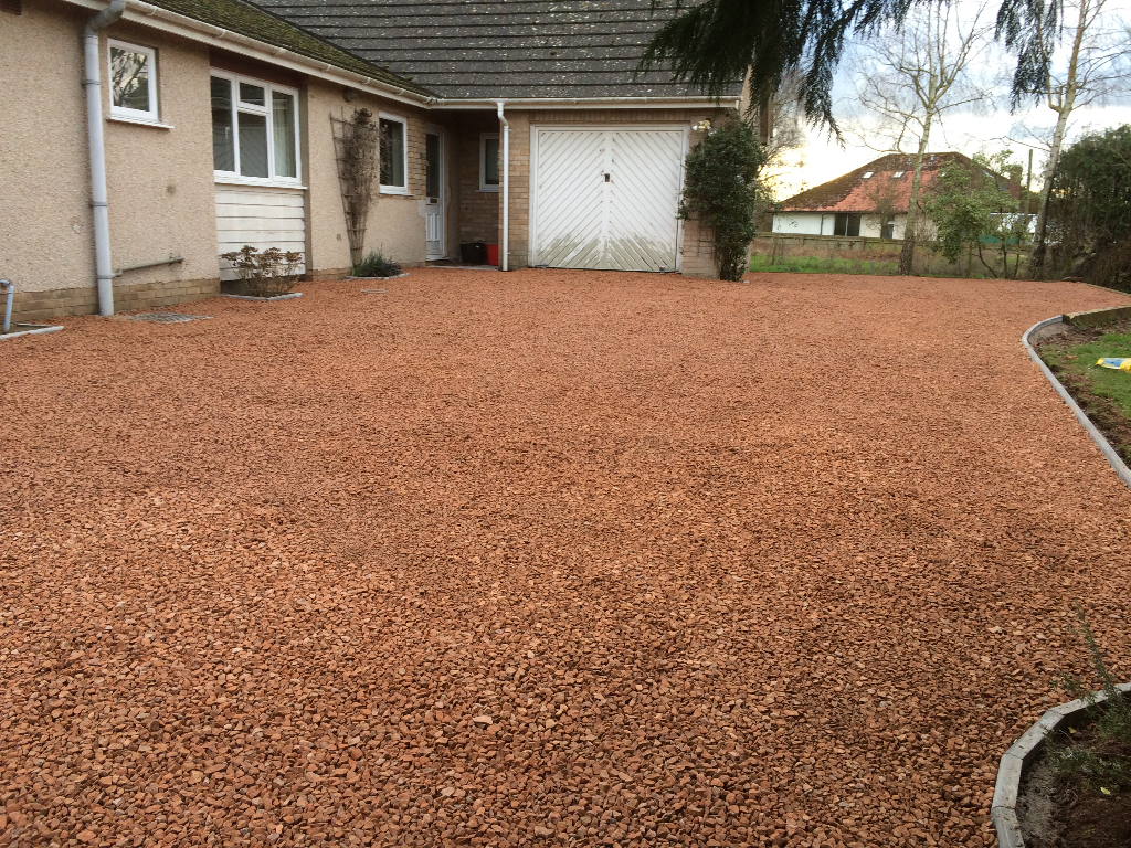 New Forest Of Dean Gravel Driveway Dymock Pave Your Way