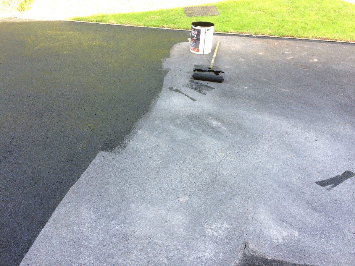 Resi Mac Tarmac Restorer Rejuvinate Your Old Tarmac